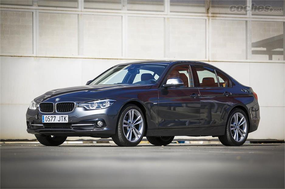BMW 318d Steptronic Sport Line