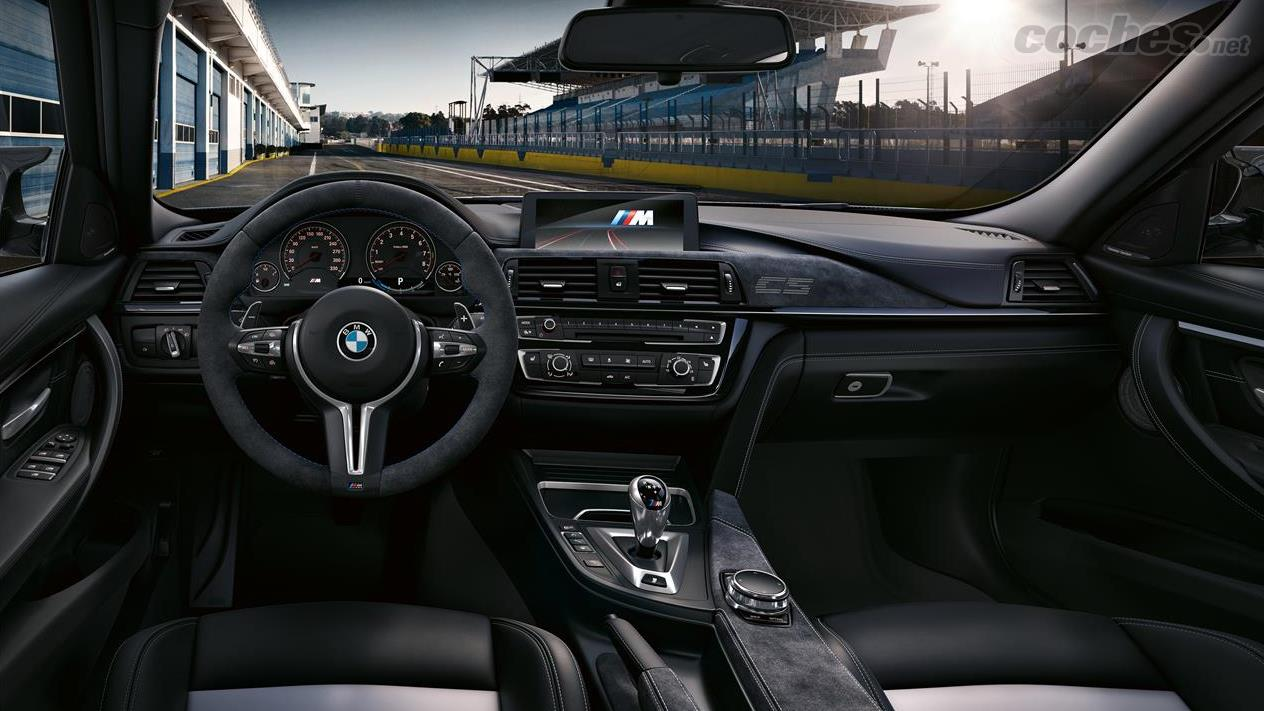 BMW M3 CS: Muy especial