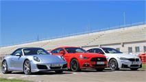 BMW M4, Ford Mustang y Porsche 911: Tres mitos a prueba