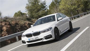 BMW 520d: Todo lo que se espera de un Serie 5