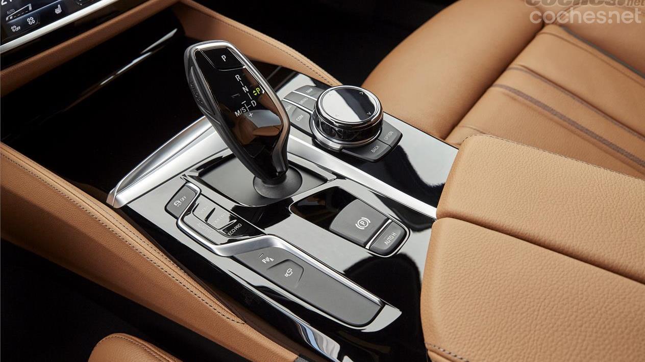 BMW Serie 5 Touring: Más capaz