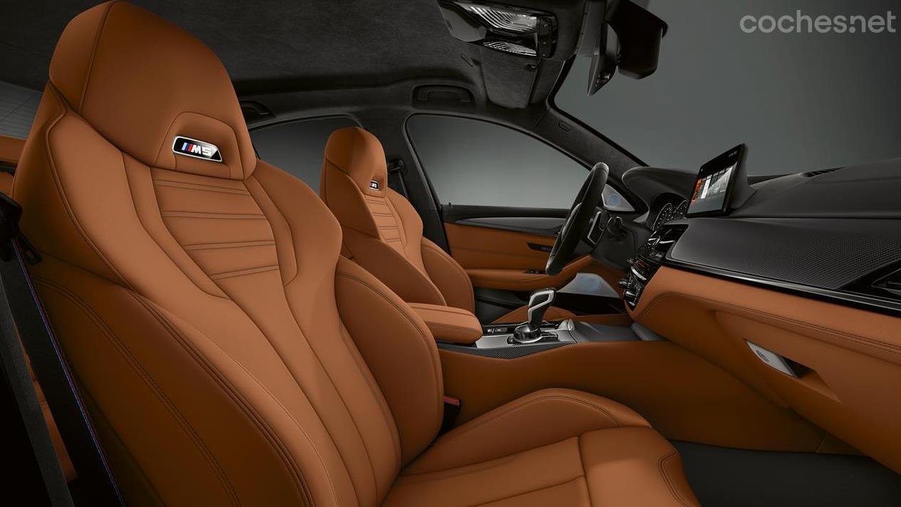 BMW M5 Competition: 25 CV más
