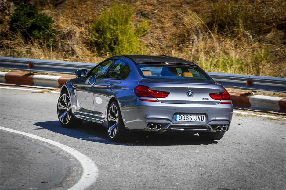 BMW M6 Gran Coupe Competition Package