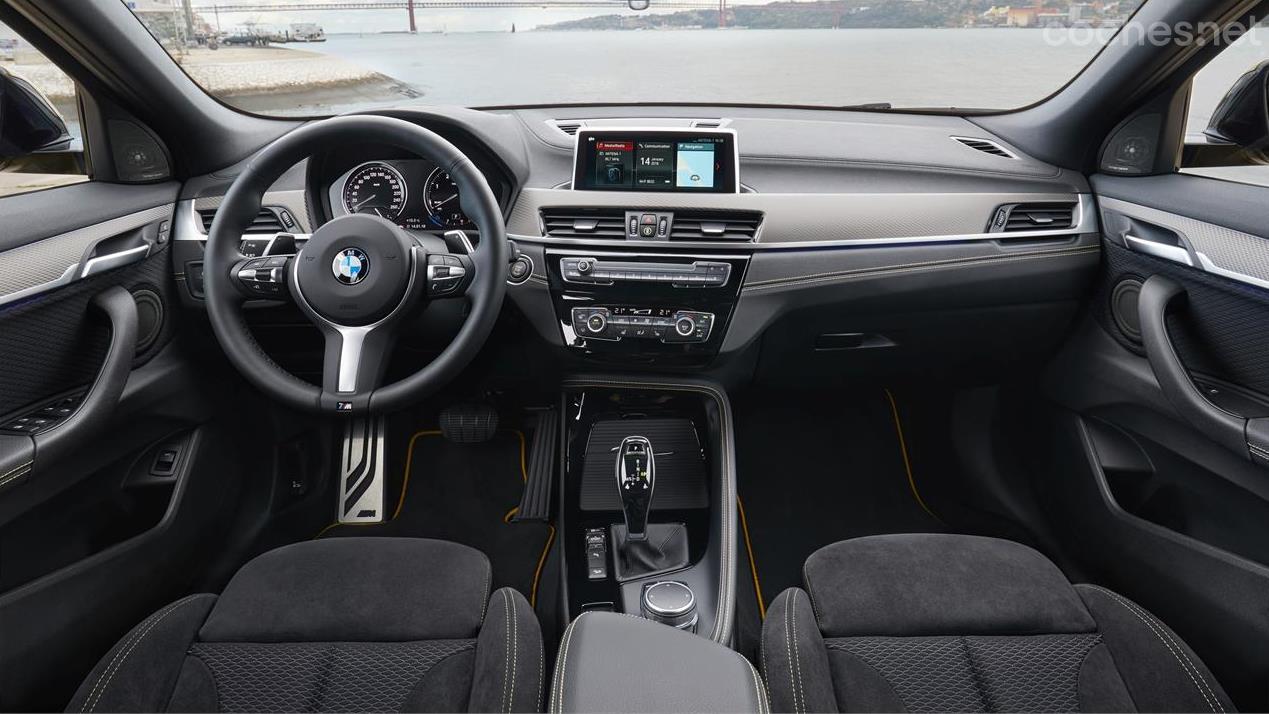 BMW X2: Primera prueba