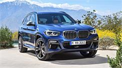 BMW X3: La tercera generación al descubierto