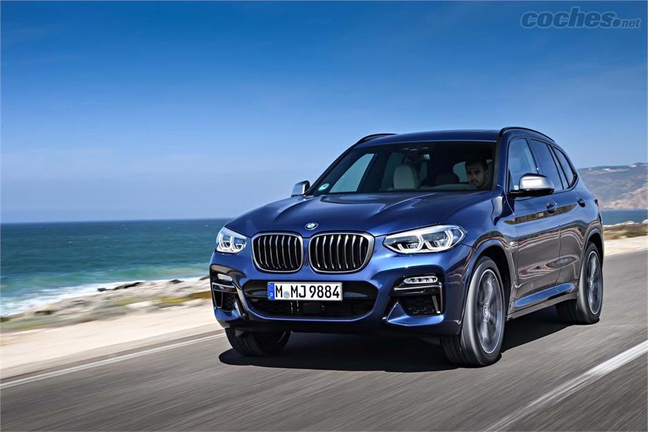 BMW X3: Más motores y más equipamiento