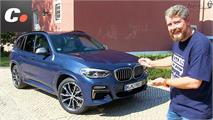 BMW X3, notable mejora