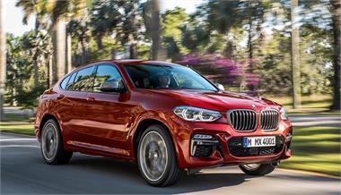 BMW X4: La nueva referencia Crossover Coupé