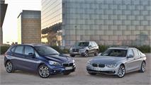 Gama BMW iPerformance: Híbridos enchufables