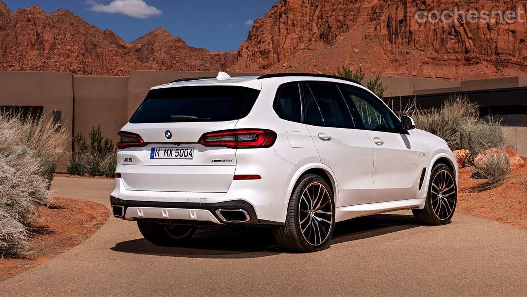 Nuevo BMW X5 2018