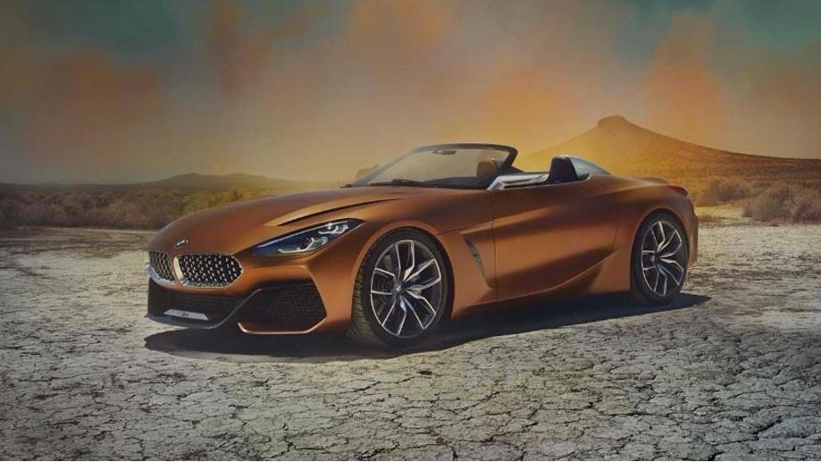 BMW Z4 Concept: Casi de serie