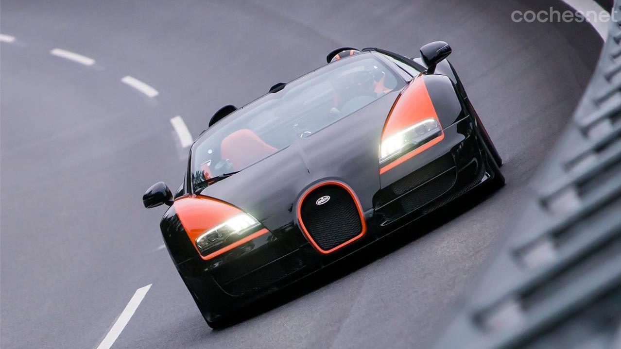 Koenigsegg bate dos récords de velocidad