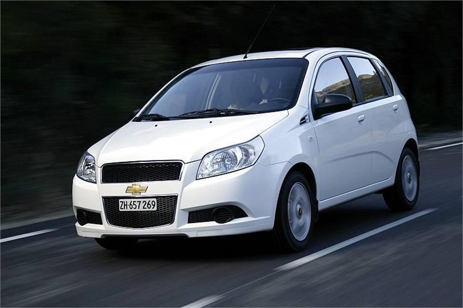 Pruebas Chevrolet Aveo 2010 Noticias Coches