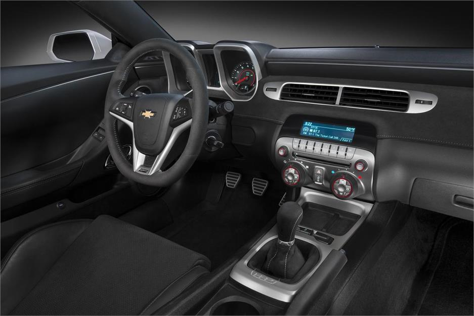 Nuevo Chevrolet Camaro 2014 Noticias Coches