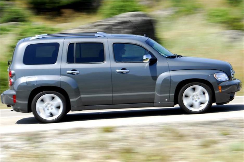 Pruebas Chevrolet Hhr Noticias Coches Net