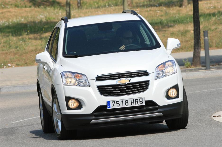 Pruebas Chevrolet Trax 2013 Noticias Coches
