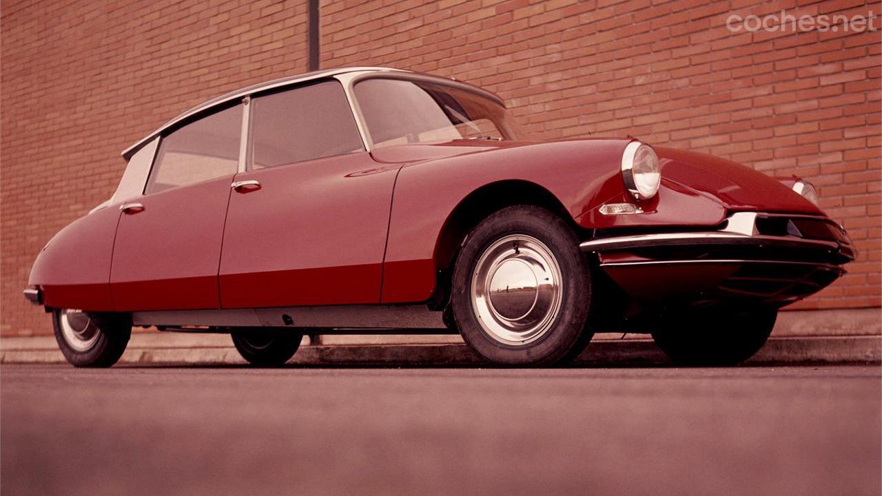Citroën DS: 60º Aniversario