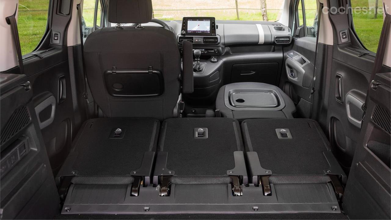 Citroën Berlingo: Primera prueba