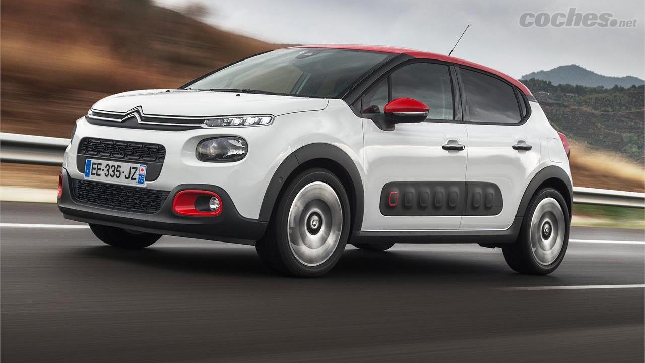 Citroën C3 con caja automática EAT6