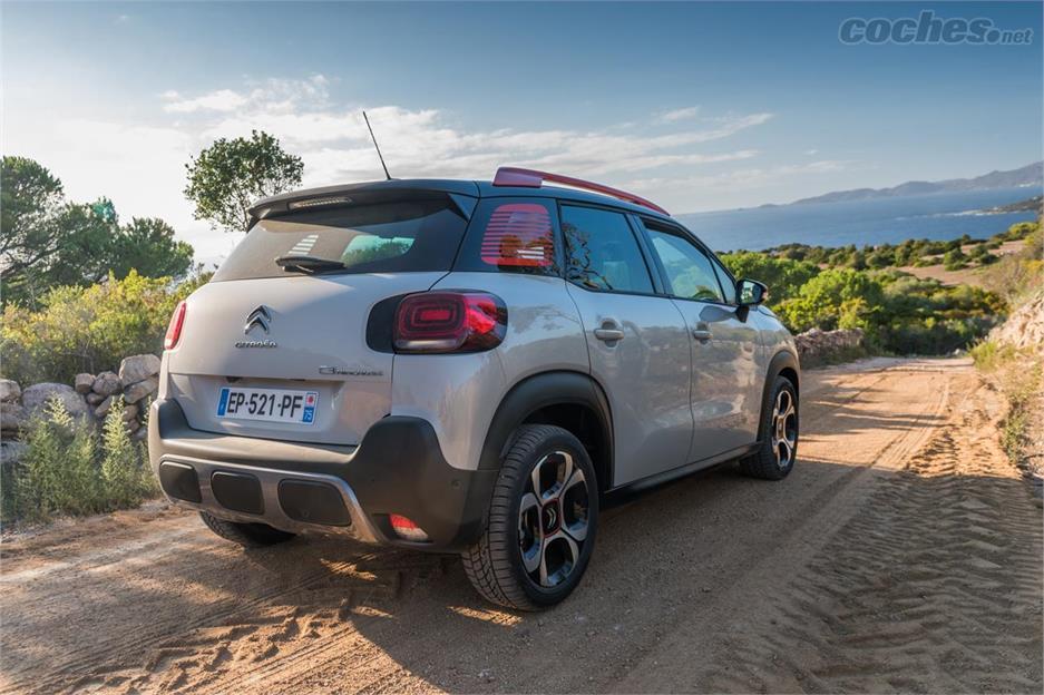 Citroën C3 Aircross: