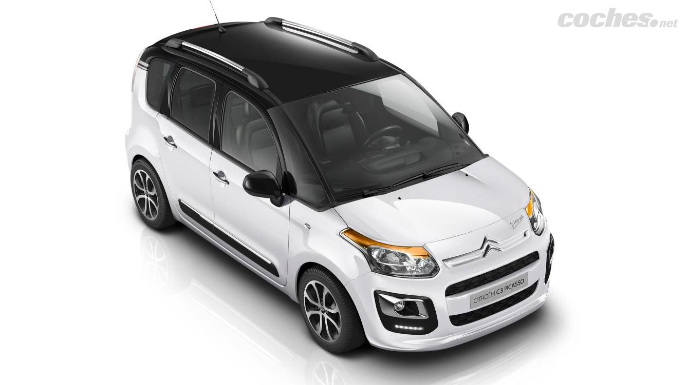 nuevo citroen c3 picasso 2015 noticias. Black Bedroom Furniture Sets. Home Design Ideas