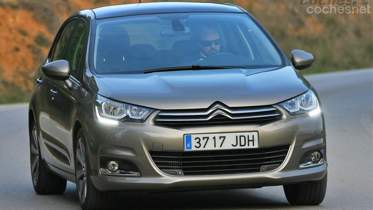 Citroën C4 BlueHDI 120 Shine