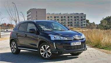 Citroën C4 Aircross HDi 115 CV Exclusive Plus