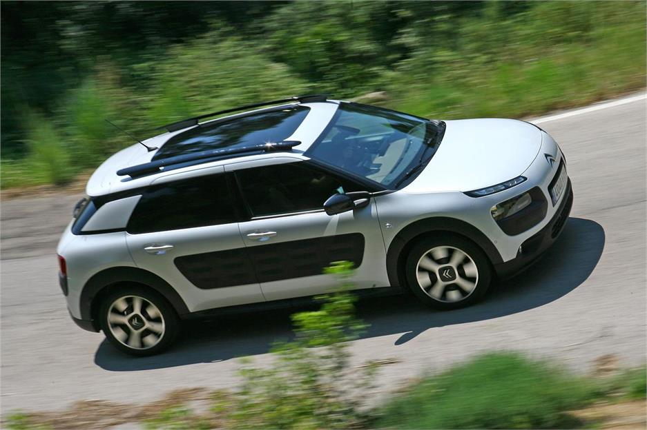 Citroën C4 Cactus e-HDi 92