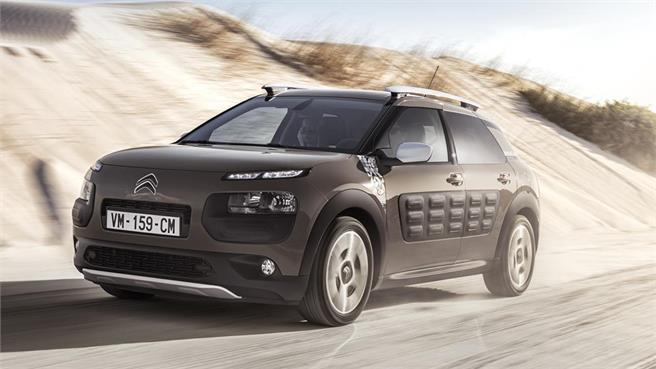 nuevo citroen c4 cactus 2016 noticias. Black Bedroom Furniture Sets. Home Design Ideas