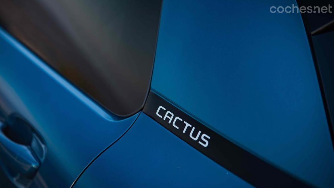 Citroën C4 Cactus: Alfombra voladora