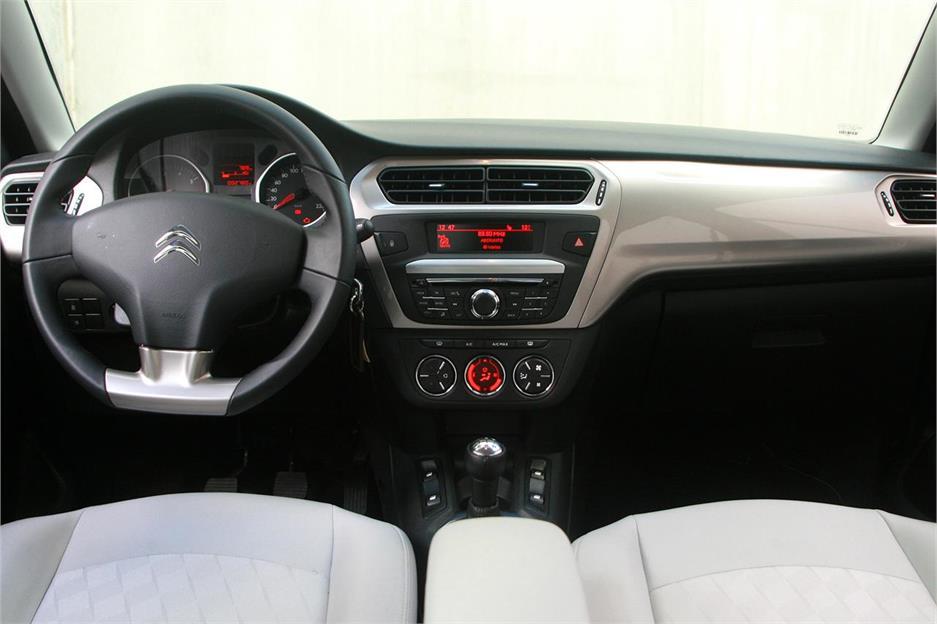 Citroën C-Elysée VTi 115 CV