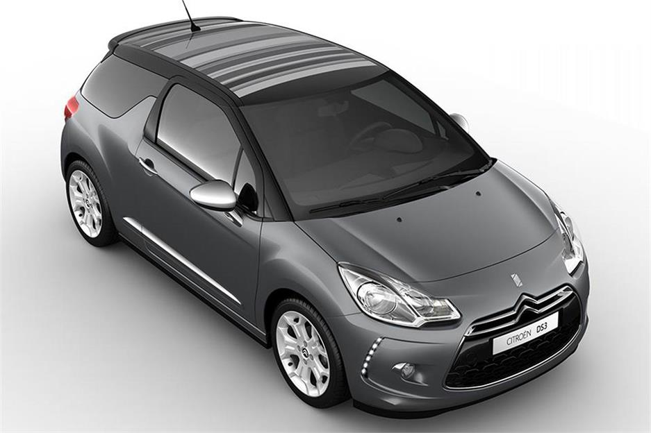 Citroën DS3 Graphic Art
