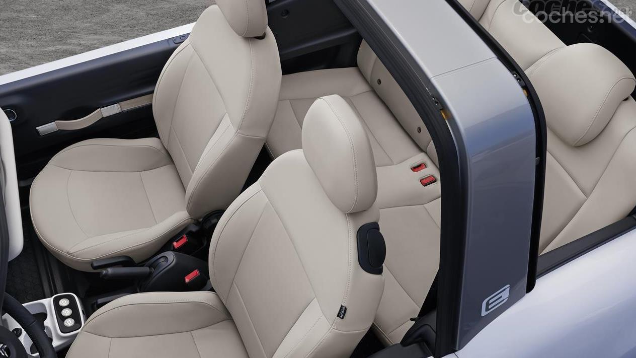 Citroën e-Mehari: No sólo para la playa