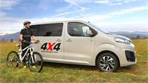 Citroën SpaceTourer 4x4 Dangel: Polivalencia off-road
