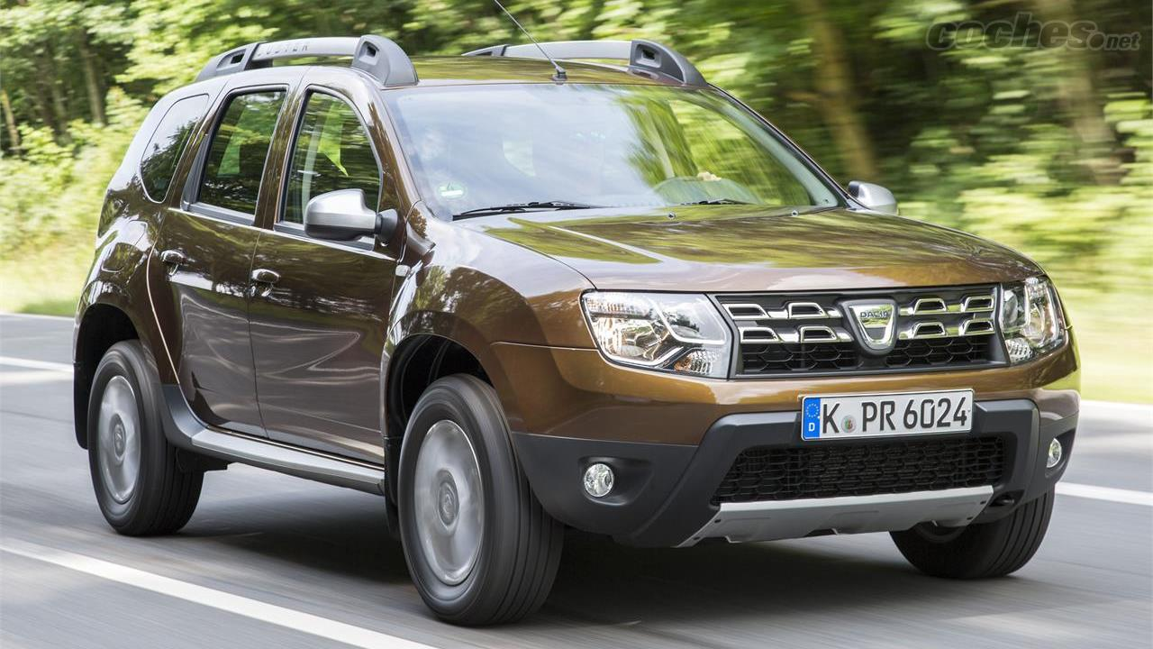 dacia duster 1 2 tce y sl audacia nuevo 2015 noticias. Black Bedroom Furniture Sets. Home Design Ideas