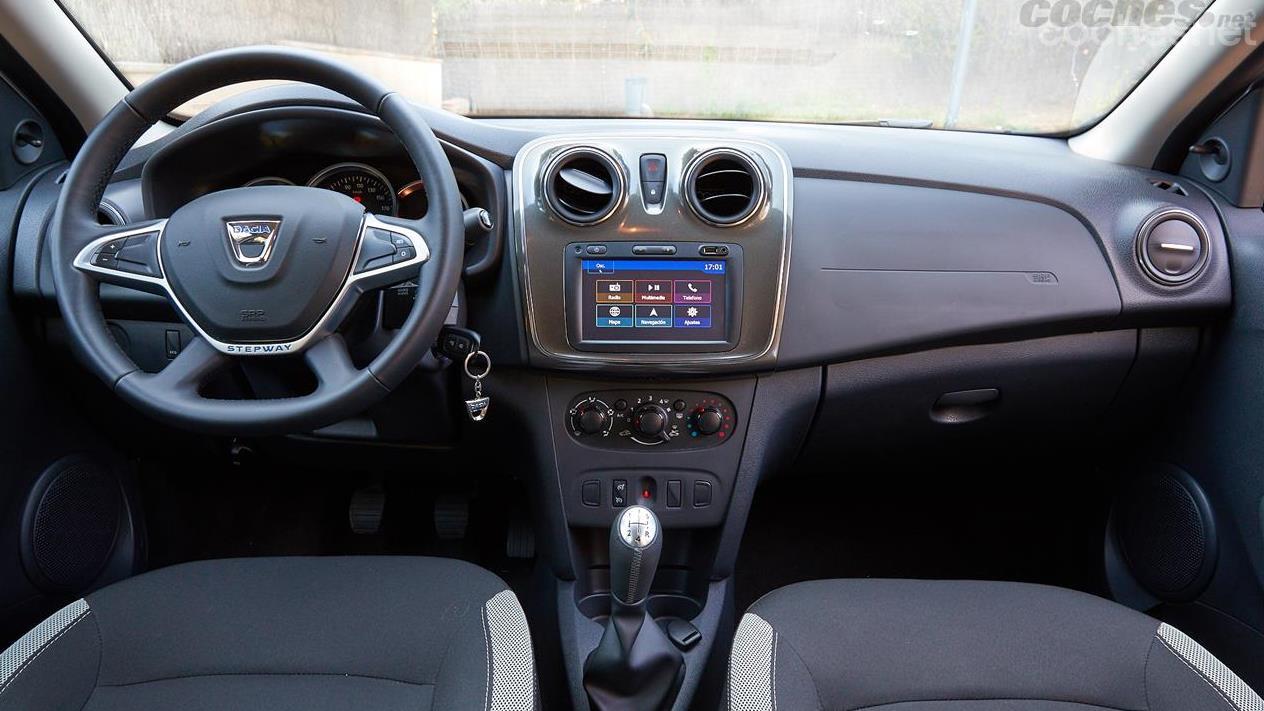 Dacia Sandero 0.9 TCe Stepway