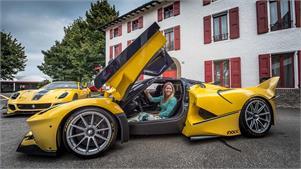 Un Ferrari FXX K para el cumpleaños de su esposa