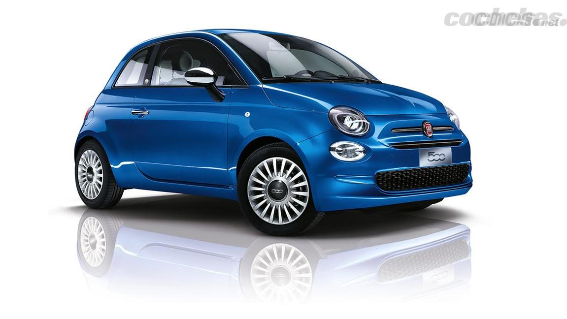 Fiat 500 Mirror: serie especial