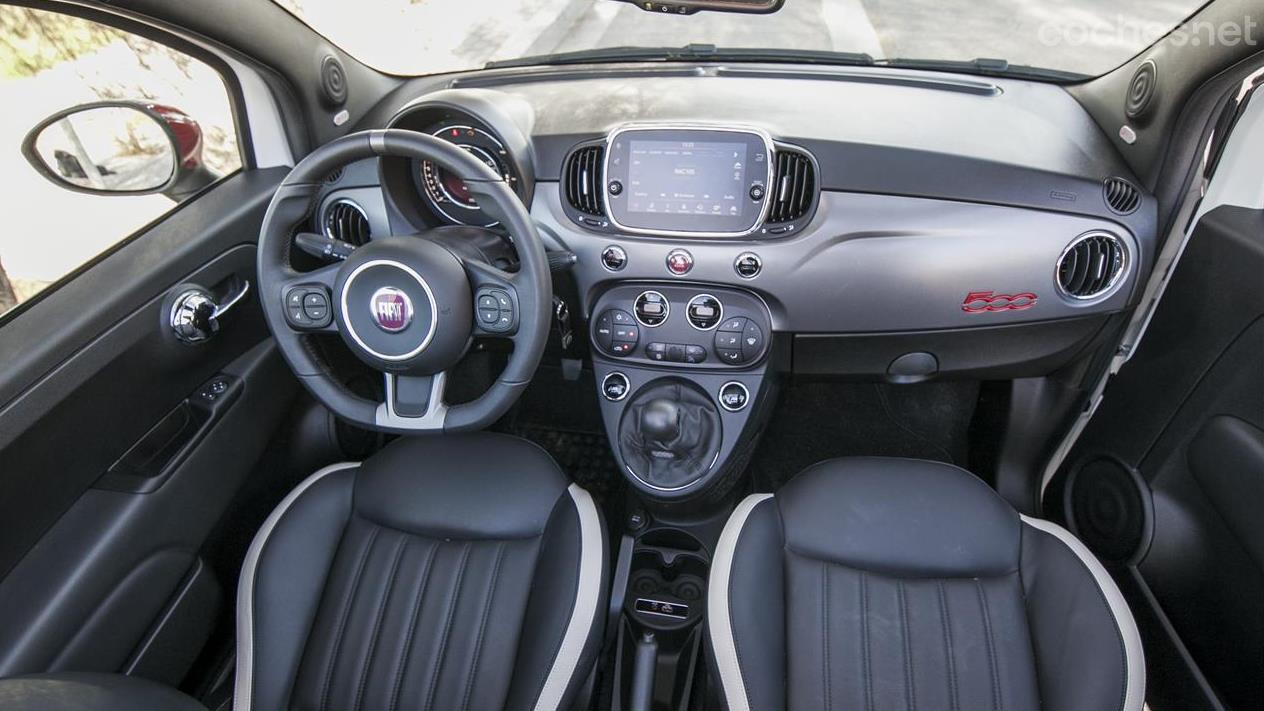 Fiat 500 C 0.9 Turbo TwinAir 105 CV S