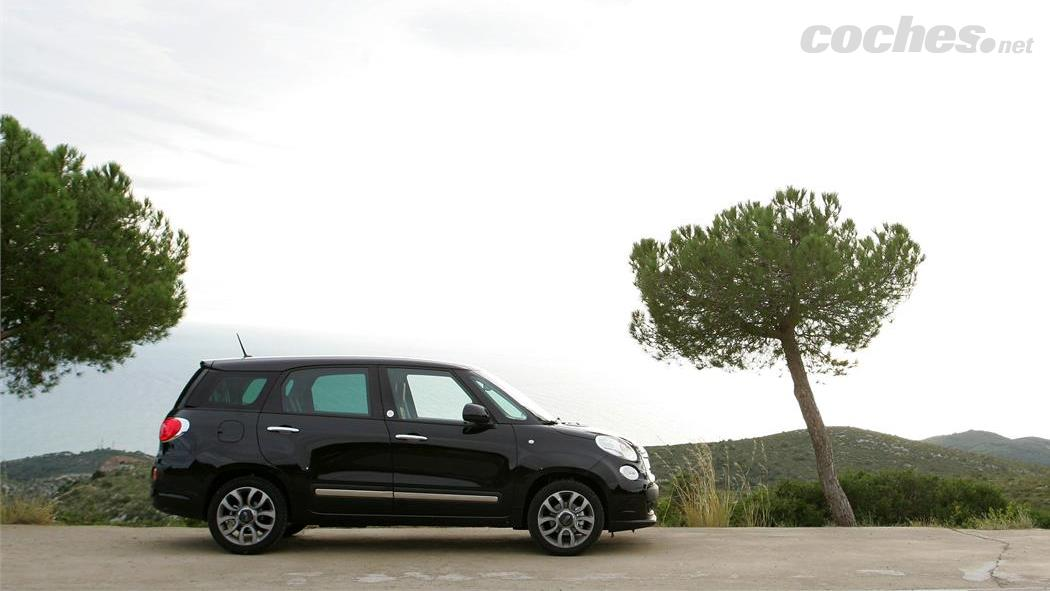 Fiat 500L Living 1.6 Multijet 105 CV