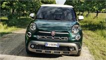 Fiat 500L: Restyling de media vida