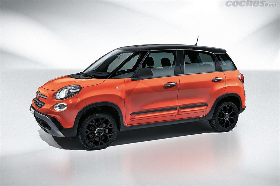 Fiat 500L City Cross: Crossover urbano
