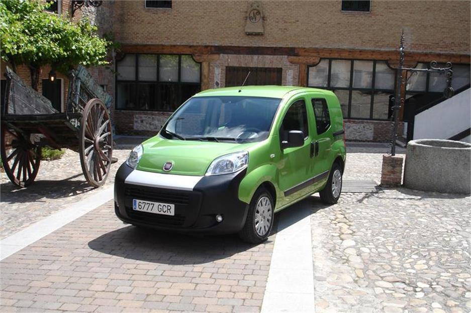 Fiat Fiorino Combi 1.3 Multijet SX