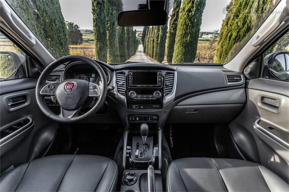 Fiat Fullback Cross: Prueba en vídeo