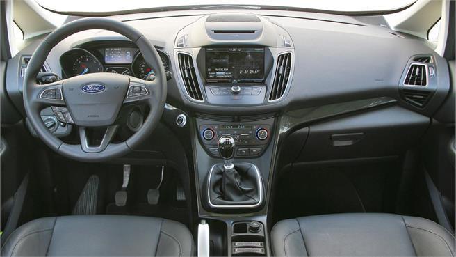 Ford C-MAX Titanium 1.5 TDCi