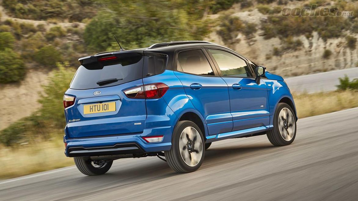Ford Ecosport: Mejoras notables