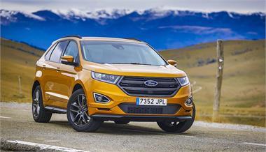 Ford Edge 2.0 TDCI 210 CV Sport: Diferente