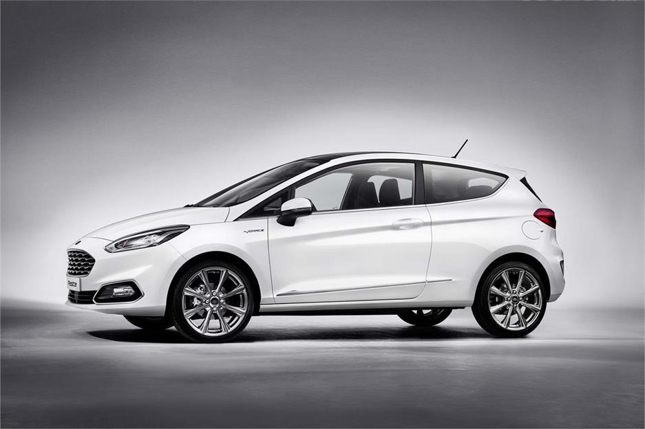 Ford Fiesta, renovado por completo