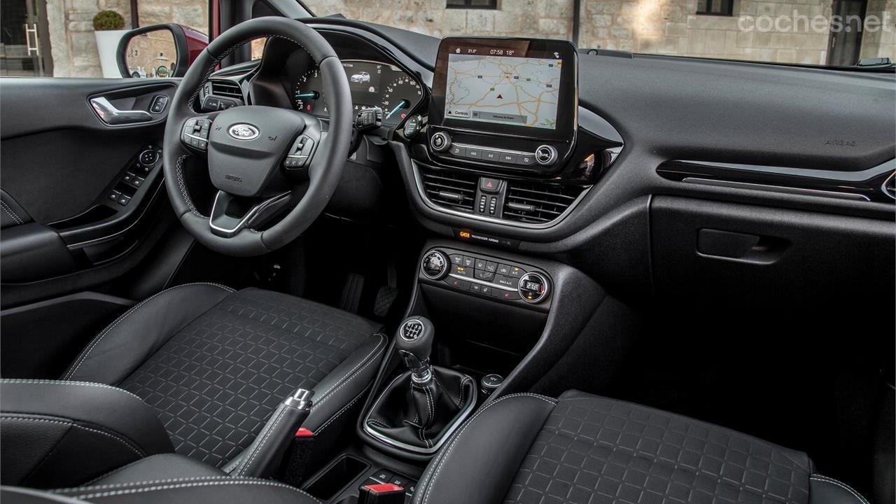 Ford Fiesta: Primera prueba