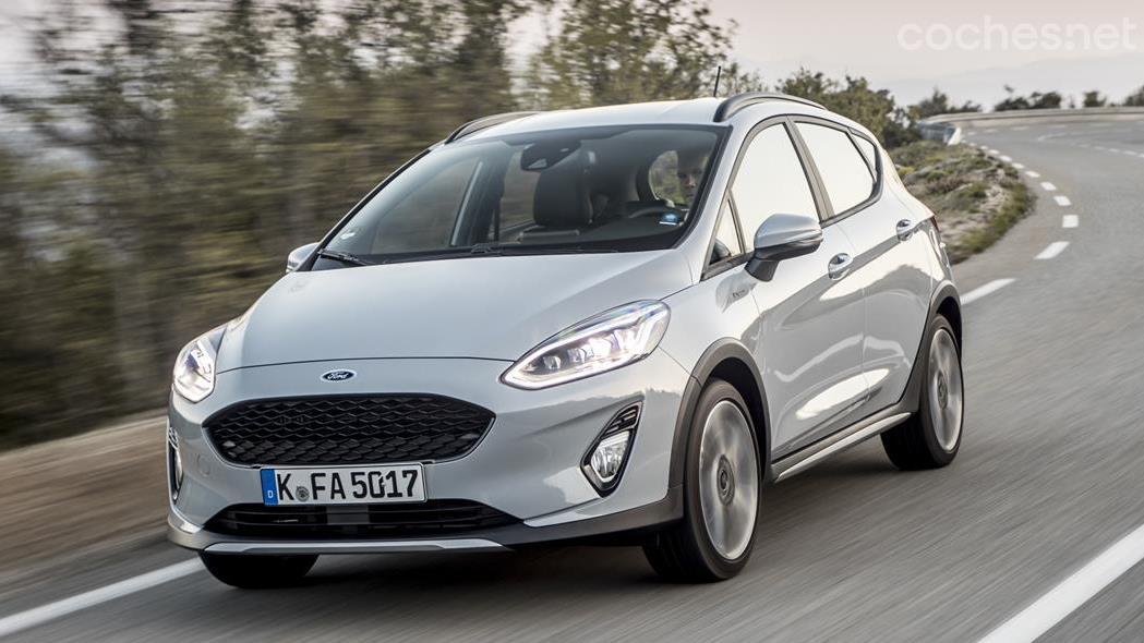 Ford Fiesta Active: Estilo SUV